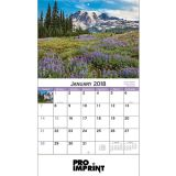 Promotional 2017 American Scenic Wall Spiral...