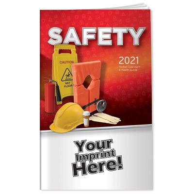 Custom Imprinted 2019 Safety Pocket Calendars