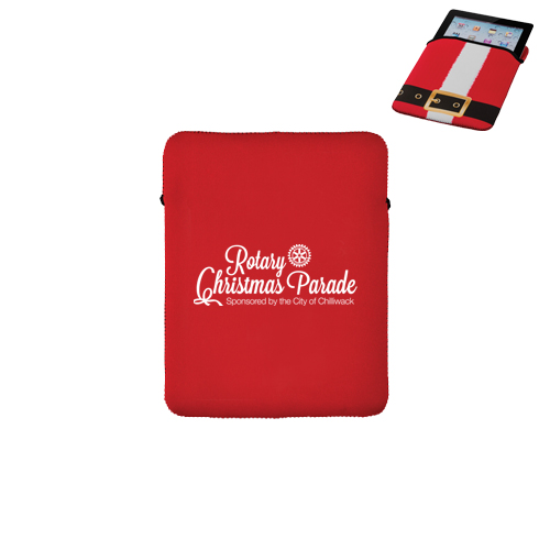 Custom Imprinted Santa Cases For Ipad