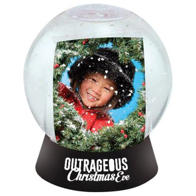 Custom Imprinted Sphere Globes