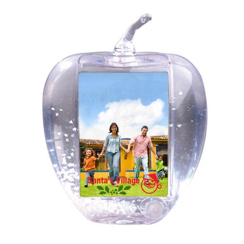 Custom Printed Apple Globes