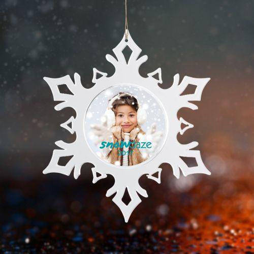 Snap-In Snowflakes