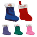 Personalized Plush Christmas Stockings