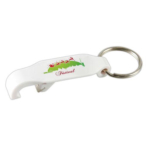 promotional bottle opener with key ring. Black Bedroom Furniture Sets. Home Design Ideas