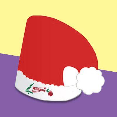 Promotional Logo Elf / Santa Hats