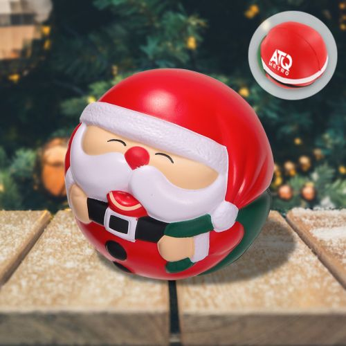 Santa Claus Stress Balls