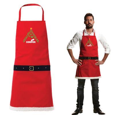 Promotional Logo Santa's Aprons