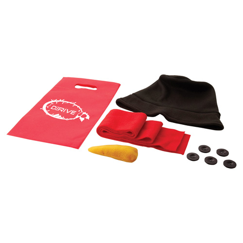 Promotional Logo Snowman Kits