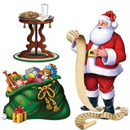 Santa Add On Props