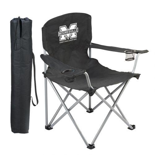 Pleasant Custom Printed 500Lb Capacity Oversized Folding Chairs Dailytribune Chair Design For Home Dailytribuneorg