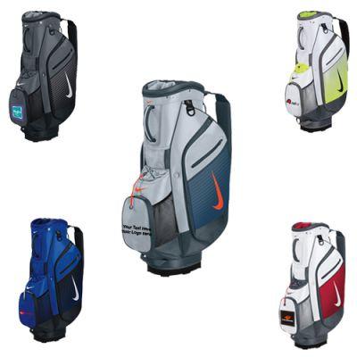 Custom Imprinted Nike Sport Cart III Golf Bags