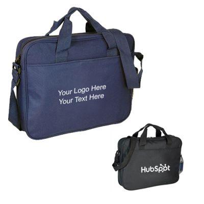 Custom Printed Business Portfolio Bags