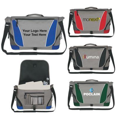 Custom Imprinted Messenger Bags