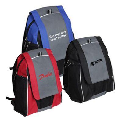 Custom Printed Day Traveler Backpacks