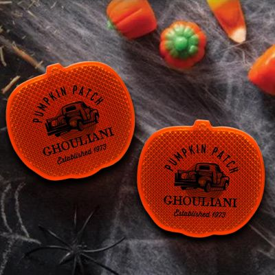 Custom Imprinted Pumpkin Strobes