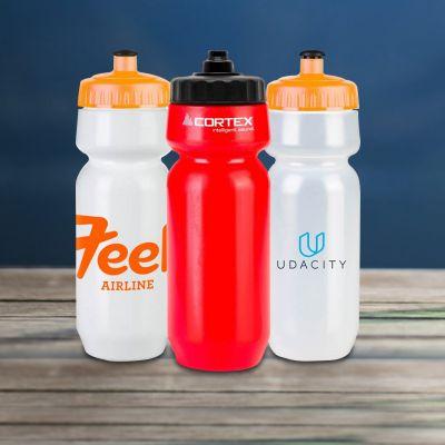 24 Oz Custom Printed Xtreme Water Bottles