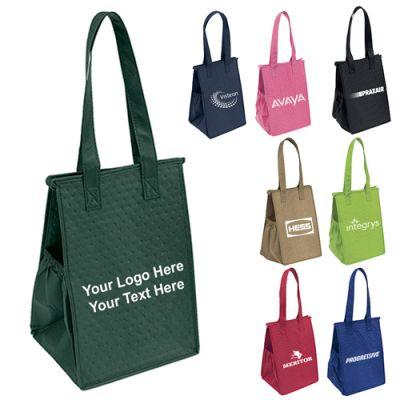 Custom Non-Woven Therm-O-Snack Bags