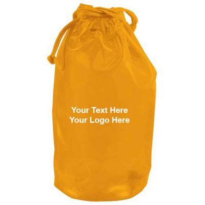 Custom Printed Truman Translucent Tote Bags