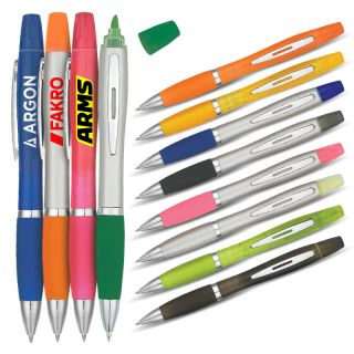 Custom Twin Write Highlighter Pens