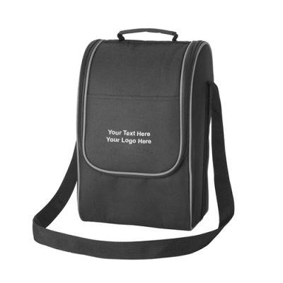 Promotional Logo Vintner's Duet Wine Cooler Bags