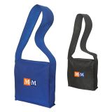 Custom Imprinted Non Woven Messenger Bags
