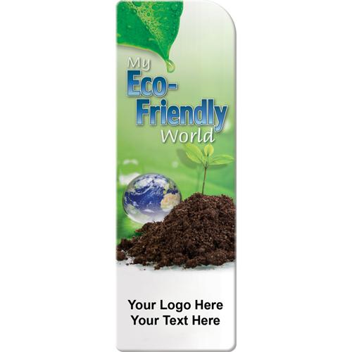 My Eco-Friendly World Bookmarks