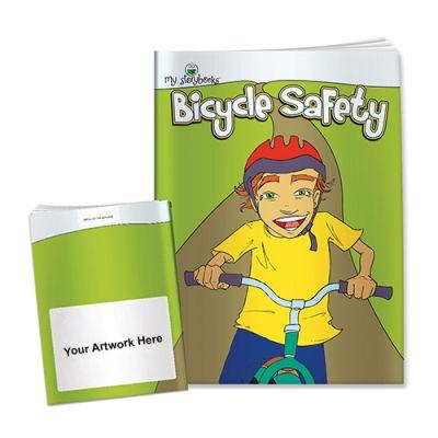 Promotional Logo My Storybooks - Bicycle Safety