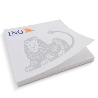 3x3 Customized Adhesive Stik-Withit® Notepads