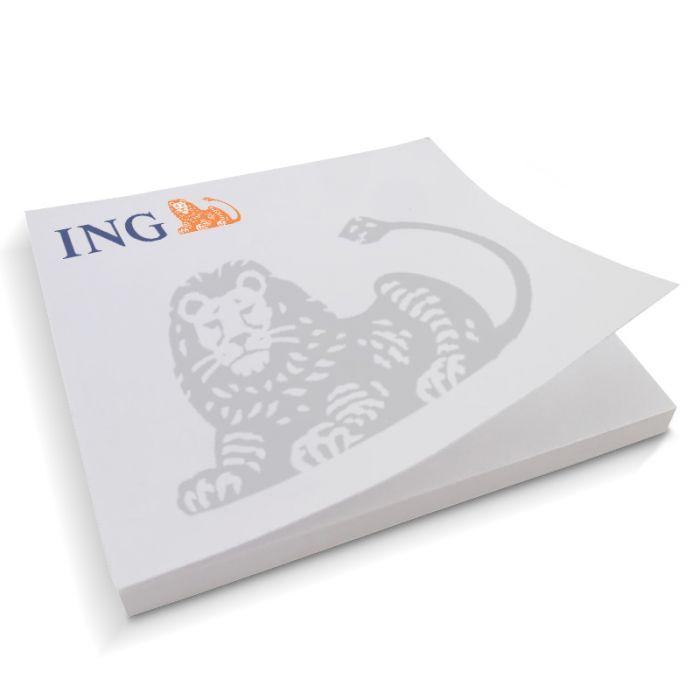 3x3 Inch Custom Sticky Notepads