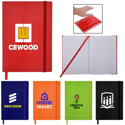 Custom Imprinted Glossy Journals