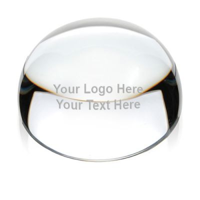 Customized Jaffa Dome Paperweights