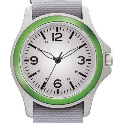 Customized Unisex Nylon Strap Sport Watches