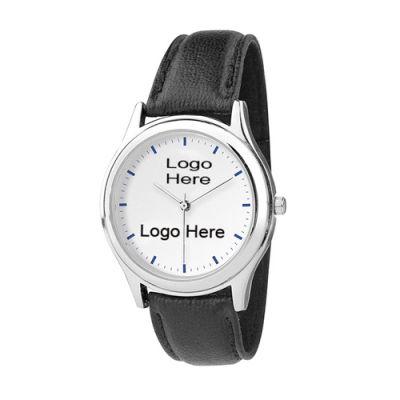 Promotional Logo Unisex Round Watches