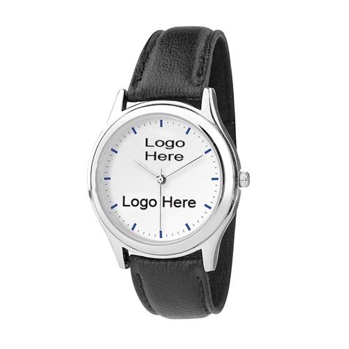 Promotional Logo Unisex Round Watches - Watches