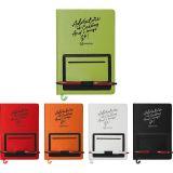 6 x 8 Inch Customized Moda Notebooks