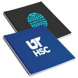 Custom Printed Large Business Spiral Notebooks