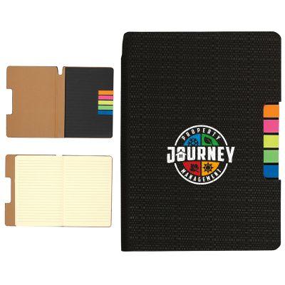 Custom Printed Sticky Flag Journal Notebooks