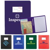 Custom Printed Vis-A-Folios with Pocket