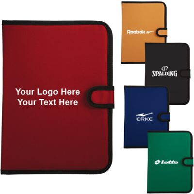 Custom Logo Imprinted University Portfolios