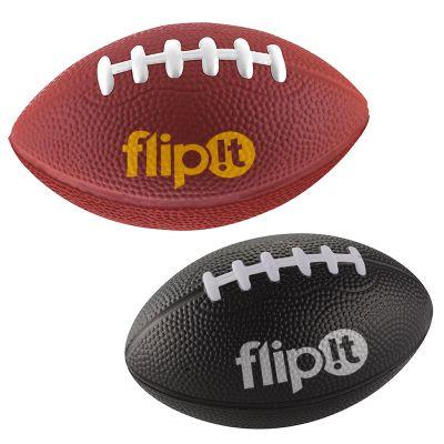 5 Inch Custom Football Stress Relievers