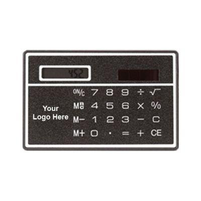 Custom Logo Imprinted Calculators