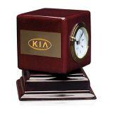 Customized Jaffa Rosewood Swivel Clocks