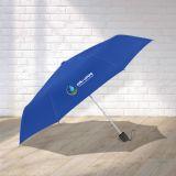 42 Inch Arc Custom Budget Telescopic Umbrellas