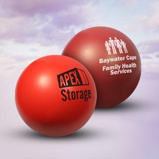 Custom Printed Stress Balls