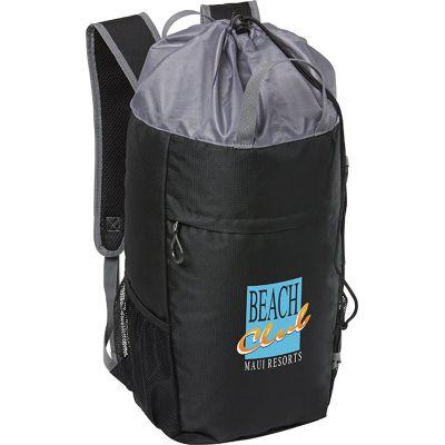 Custom Cityscape Drawstring Sportpacks