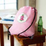 Promotional Barato Polyester Drawstring Backpacks