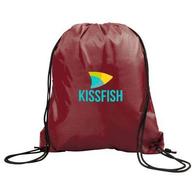 Promotional Nylon Drawstring Backpacks