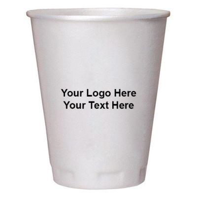 10 Oz Promotional Logo Foam Disposable Cups