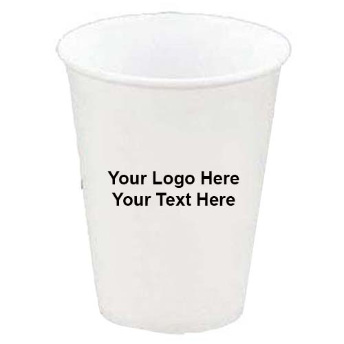 Custom paper hot cups