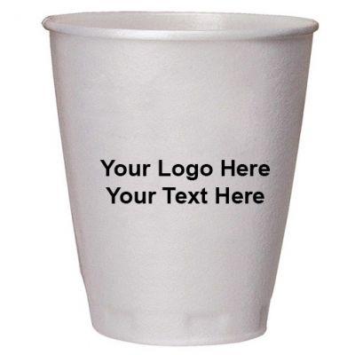 8 Oz Promotional Foam Disposable Cups